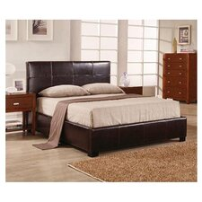 Lucca Storage Panel Bed