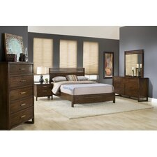 Uptown Platform Customizable Bedroom Set