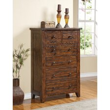Cally 6 Drawer Chest