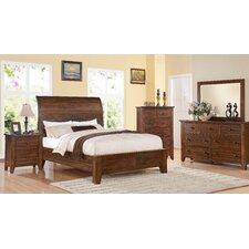 Cally Platform Customizable Bedroom Set