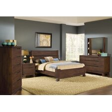 Portland Platform Customizable Bedroom Set