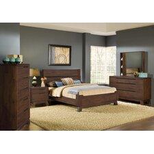 Portland Platform Customizable Bedroom Set