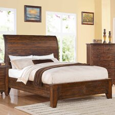 Cally Panel Bed