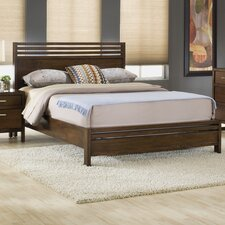 Uptown Panel Bed