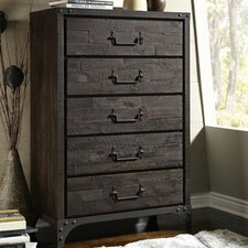 Buxton 5 Drawer Chest