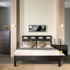 Riva Full Panel Customizable Bedroom Set