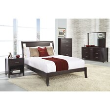 Nevis Panel Customizable Bedroom Set