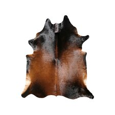 Natural Cowhide Normand Rug