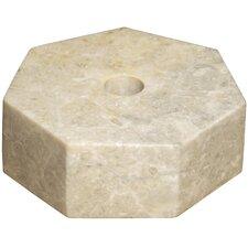 Octagon Marble Dish