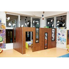 Hobikken Indoor Corner Playhouse