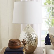 "28.5"" H Table Lamp with Empire Shade"
