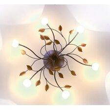 Deckenleuchte 6-flammig Viridiflora
