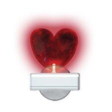 LED-Nachtlicht Heart
