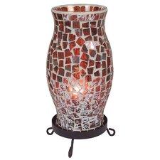 27 cm Tischleuchte Mosaik