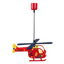 Pendelleuchte 1-flammig Children's Helicopter