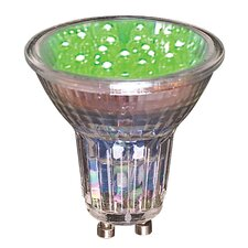 3-tlg. LED GU10 1,8W Farbig