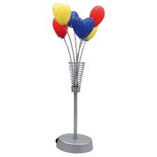 39 cm Tischleuchte Heart