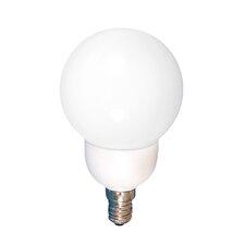4-tlg. Energiesparlampe E14 7W Matt