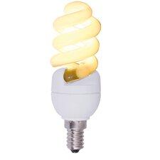 4-tlg. Energiesparlampe E14 9W