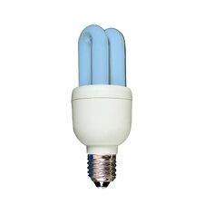 4-tlg. Energiesparlampe E27 5W Farbig