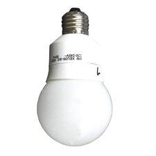 4-tlg. Energiesparlampe E27 9W Matt