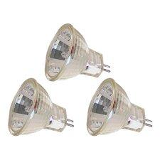 4-tlg. 3-tlg. Halogenlampen-Set GU4 35W
