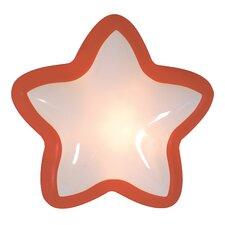 Aufbauleuchte Stern