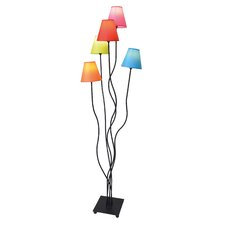 156 cm Design-Stehlampe