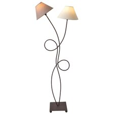 135 cm Design-Stehlampe
