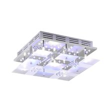 Linus 57 Light Flush Ceiling Light