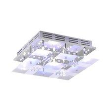 Linus 57 Light Flush Ceiling Light