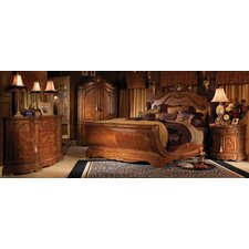 Cortina Panel Customizable Bedroom Set