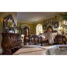 Chateau Beauvais Panel Customizable Bedroom Set