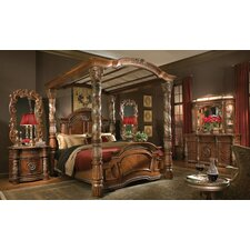 Villa Valencia Canopy Customizable Bedroom Set