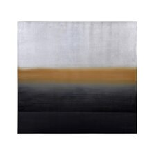 Ikon Peanut Storm Photographic Print on Wrapped Canvas in Earth tones