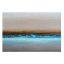 Ikon Blue Mist Painting Print