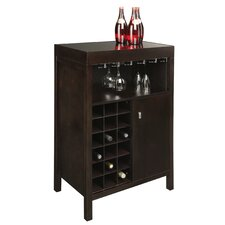 Ikon Philmore Bar with Wine Storage