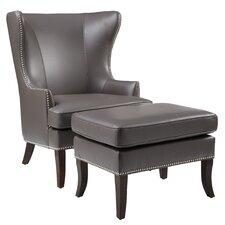 Royalton Chair and Ottoman
