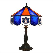 """NCAA Wide 22"""" H Table Lamp with Cone Shade"""