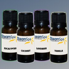 SteamSpa Essential Essence Pack