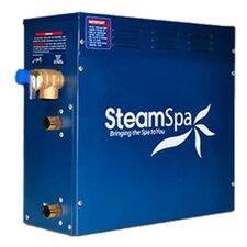 SteamSpa 12 KW QuickStart Steam Bath Generator