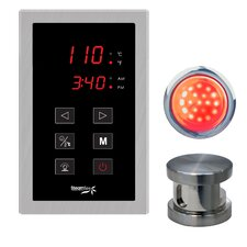 SteamSpa Indulgence Touch Panel Control Kit