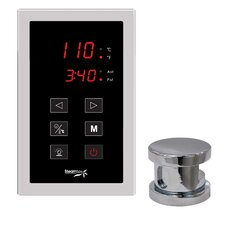 SteamSpa Oasis Touch Panel Control Kit