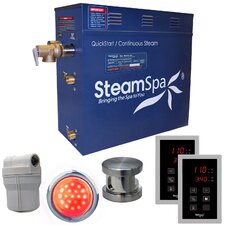 Royal 7.5 kW QuickStart Steam Bath Generator Package