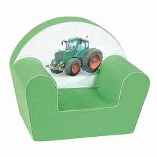 Kinder Clubsessel Traktor