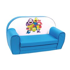 Kindersofa Monster