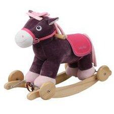 Rocking Pony with Rolls