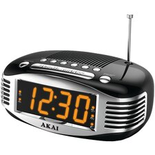 Alarm Radio Clock