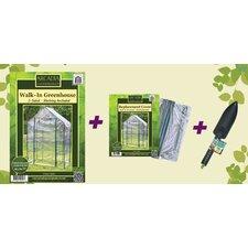 Walk-in Greenhouse Starter Kit