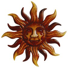 Sunface Wall Decor